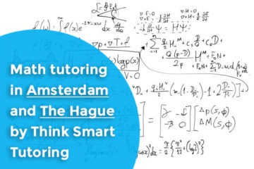 Amsterdam Math Tutoring White Board With Equations